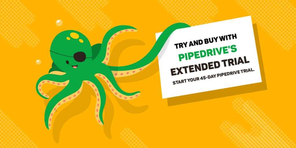 Pipedrive Extended Trial