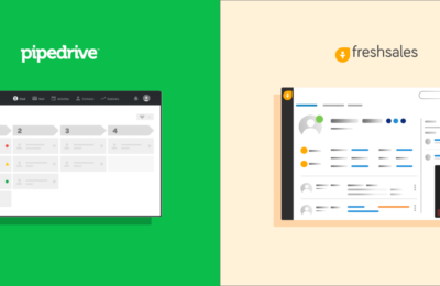 What You Should Choose: Pipedrive or Freshsales?