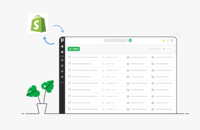 How Cloudify Helped Veo Set Up Integration Between Shopify and Pipedrive